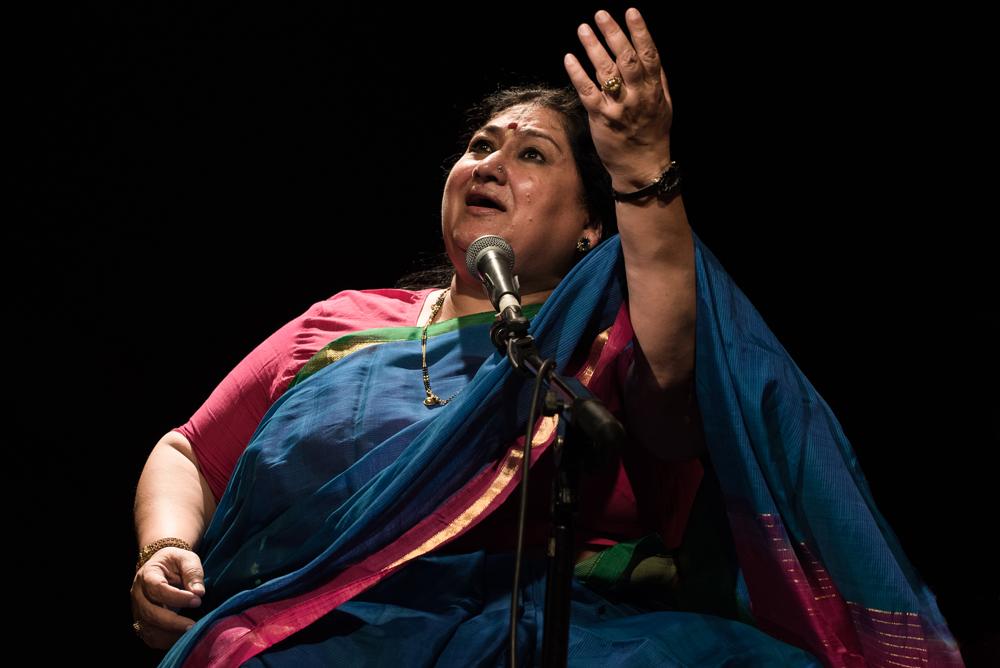 Shubha Mudgal Photo by Raghav Pasricha