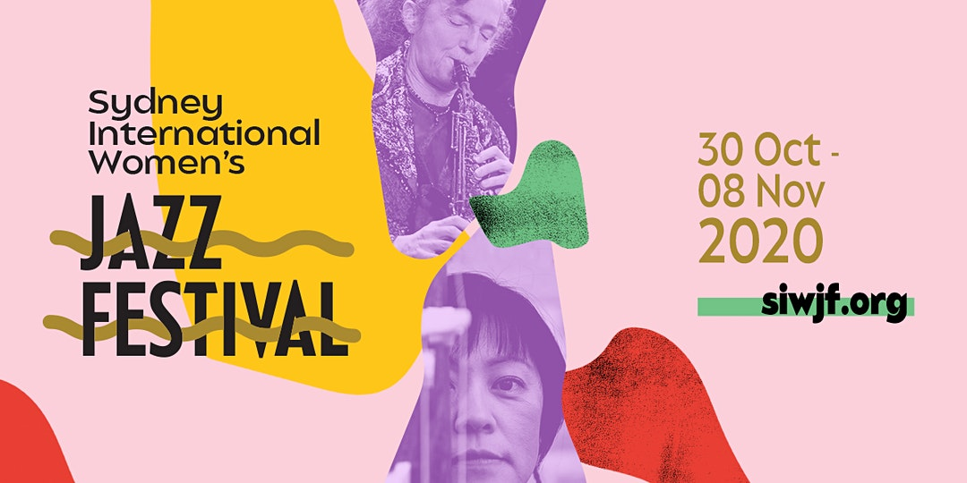 Artist in residence at Sydney International Womens Jazz Festival