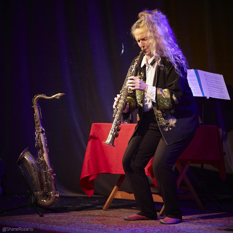 sandy evans saxophone shane rosa